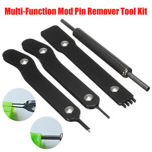 Details about PC ATX PSU PCI Power Cable Connector Molex Pin Removal  Remover Modding Tool Kit