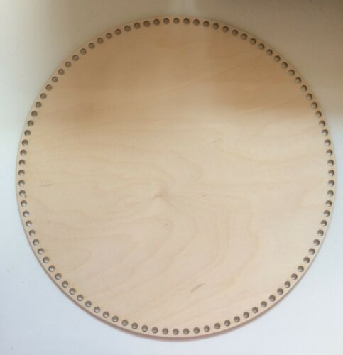 Other Shapes Available Birch Faced Ply 200X300mm Rectangle Base For Crochet bag