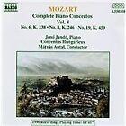 Wolfgang Amadeus Mozart - Mozart: Complete Piano Concertos, Vol. 8 (1991)