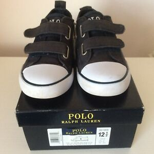infant Lauren Trainers euro 30 Boxed Cost Size Worn £60 Free Post Ralph About Details Polo 12 nPX8w0Ok