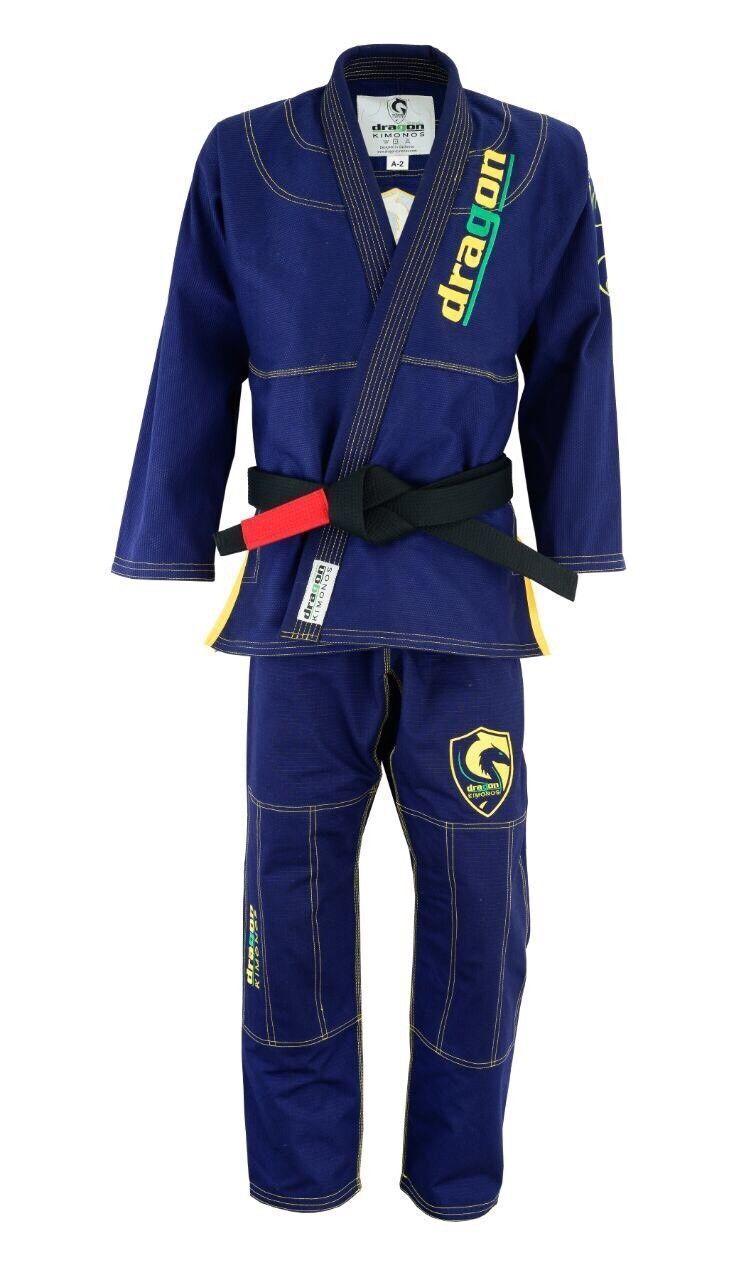 Dragon Brazilian Jiu Jutsu Kimono Professional MMA Compitition Gi
