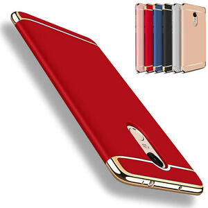 cheaper 5dc93 37d1e Details about Luxury Eletroplate Hard Back Case For Xiaomi Redmi Note 4 3  Moblie Phone Cover