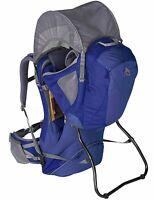 Kelty Kids Journey 2.0 Frame Child Carrier Backpack Legion Blue