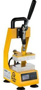Qnubu-Heissdruckpresse-300kg-Hochdruckpresse-Handpresse-Hydraulikpresse-Presse