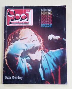 CIAO-2001-N-21-DEL-1976-76-Bob-Marley-Reggae-David-Bowie-bennato-Guccini