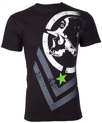 METAL MULISHA Mens T-Shirt DECLINE Motocross Racing Biker UFC Fox M-XXL $30