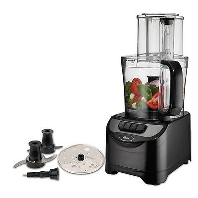 Oster Total Prep 10-Cup Food Processor w/ Dough Blade FPSTFP1355-033
