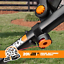 WORX-WG170-GT-Revolution-20V-Cordless-String-Trimmer-Edger-with-2-Batteries thumbnail 5