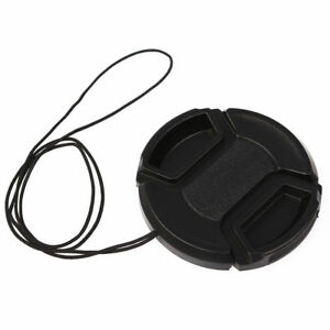 40.5 mm universal center pinch lens Cap for canon nikon sony samsung pentax uk 6971485990893