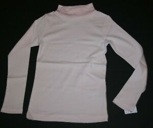 New Carter/'s Girl/'s Turtleneck Top Pink NWT 4 6 10 12 14 year Long Sleeve Shirt
