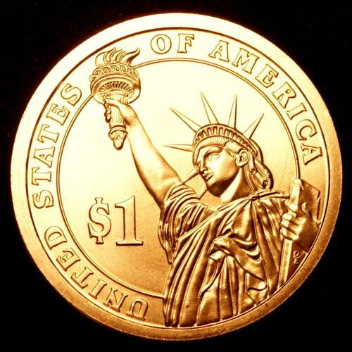 2010 D Millard Fillmore Presidential Dollar Pos B from US Mint Set in Coin Flip