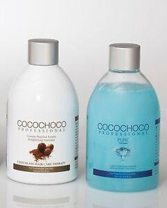 COCOCHOCO-Original-keratin-treatment-250ml-COCOCHOCO-Pure-250ml-Free-BONUS