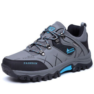 AU-Mens-Waterproof-Outdoor-Hiking-Shoes-Trail-Running-Hunting-Trekking-Shoes-New
