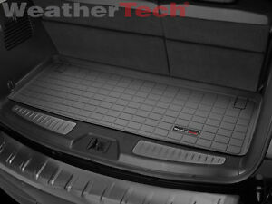 Weathertech Custom Cargo Liner Trunk Mat For Qx56 Qx80