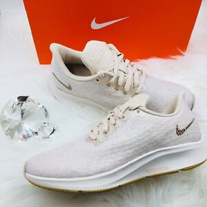 Details about Bling Nike Air Zoom Pegasus 35 Premium Wms Shoes w Swarovski Crystals Guava Ice