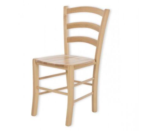 Sorrento I S Stuhl Esszimmerstuhl Küchenstuhl Vierfuß Holzstuhl Buche massiv