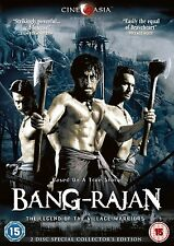 Bang Rajan 2-Disc Special Collector's Edition Dvd New & DIGITALY REMASTERED