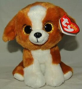 Image is loading 2016-Ty-Beanie-Baby-SNICKY-the-Beagle-Dog- cbde0b3833c