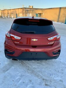 2018 Chevrolet Cruze Premier