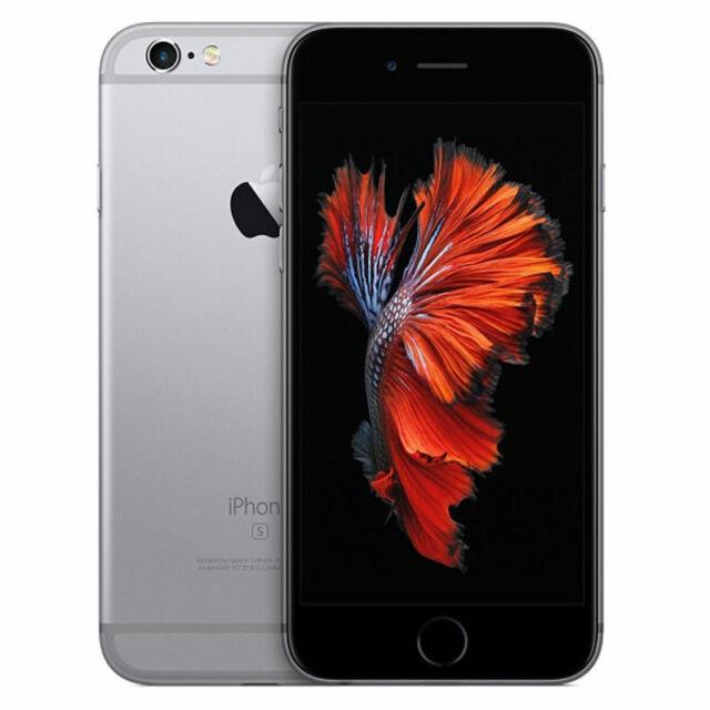 Apple iPhone 6s - 32GB - Space Gray (Sprint) A1688 (CDMA + GSM)