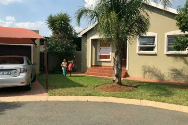 4 Bedroom House for Sale in Brits Central