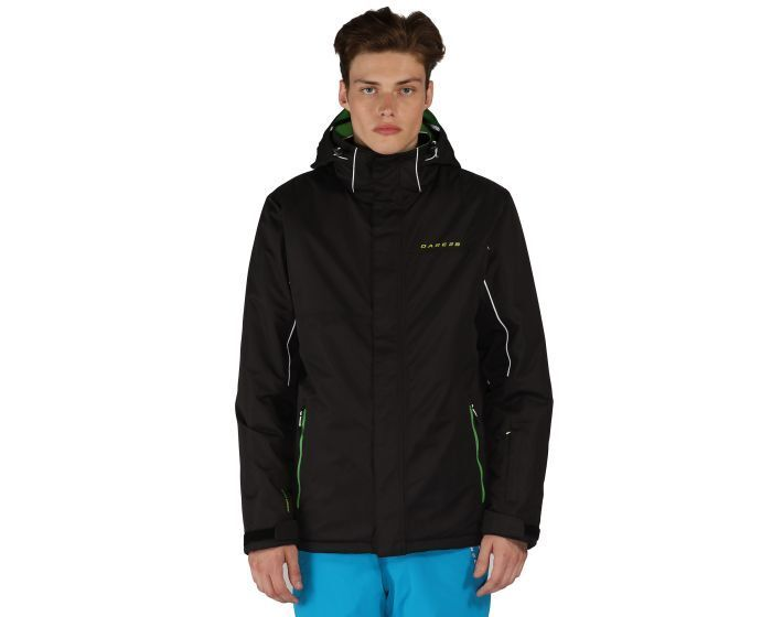 DARE2B Formulate Hombre Esquí Snowboard Chaqueta Color Negro Talla S - 3XL