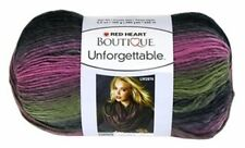 Red Heart Boutique Unforgettable Yarn in Echo Worsted Weight 4