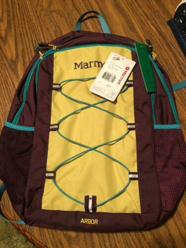 "/""Marmot/"" Kid/'s Arbor Size 1 Back pack Green Spice//Deep Purple"