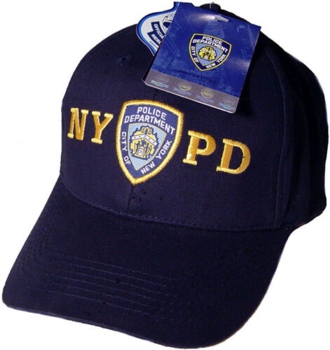 NYPD Hat Cap Licensed By The New York City Police Department