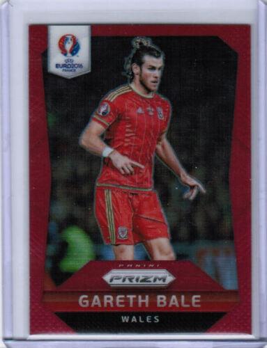 U-Pick From List 2016 PANINI PRIZM UEFA EURO SOCCER RED PRIZM CARDS #1-250