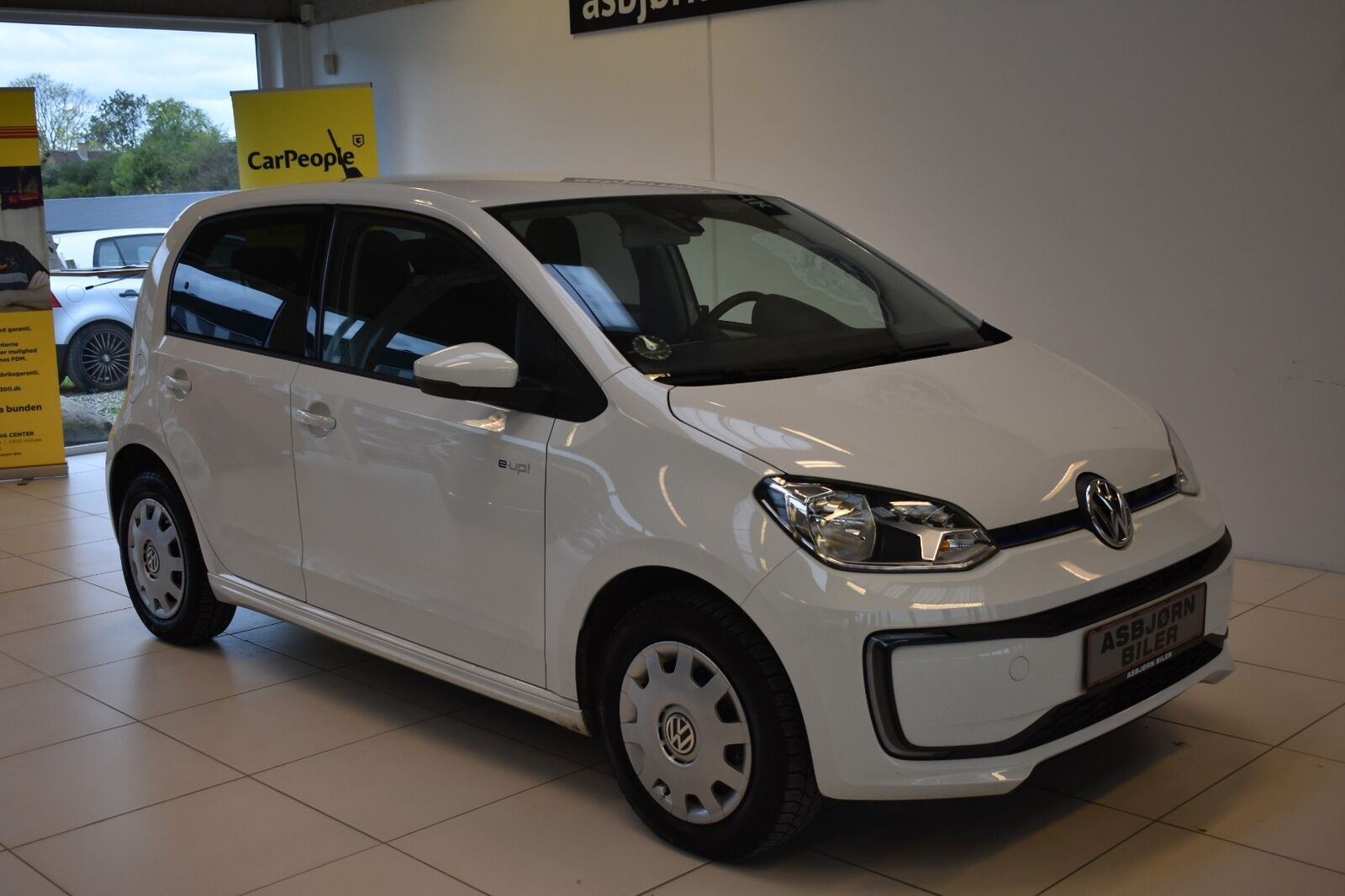 VW e-Up!  High Up! 5d - 124.900 kr.