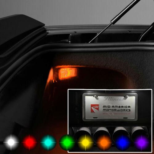 2014-2019 Corvette C7 Rear Hatch//Trunk /& License Plate LED Light Bulb Combo Kit