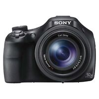 Sony  Cyber-shot DSCHX400V  Digital Camera - Black Digital Cameras