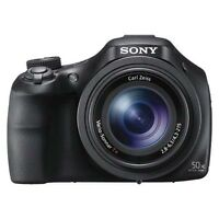Sony  Cyber-shot DSCHX400V  Digital Camera - Black Digital Cameras