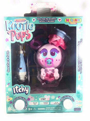 Distroller Nerlie Itchy Kootie Pops+Free USA Shipping