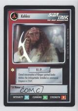 2000 Foil Expansion Set #NoN Kahless Gaming Card 3v3