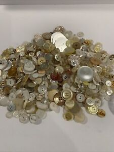 4-Jars-Of-Vintage-White-Buttons