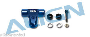 Align-Trex-450DFC-Main-Rotor-Housing-Set-Blue-H45163QN