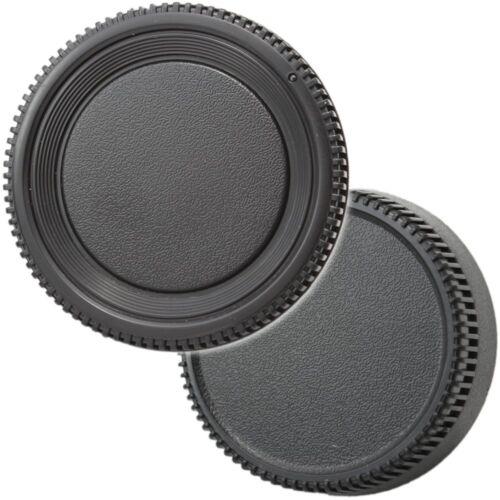 objetivamente rückdeckel tapa de protección adecuado para Nikon Jjc carcasa