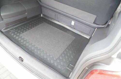 lang Hinweis Kofferraumwanne für VW T6 Multivan 2015