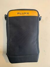 Fluke Megohmmeter Model 1520 With Carrying Case And Accessories
