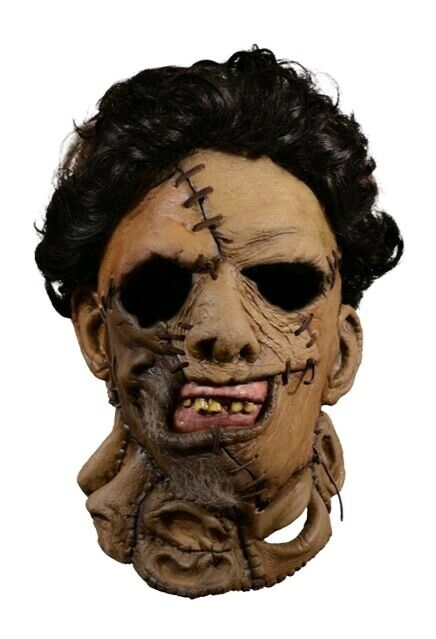 The Texas Chainsaw Massacre 2 - Leatherface Mask (1986)