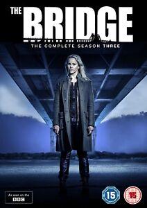 The Bridge Season 3 (DVD) 5027035013305