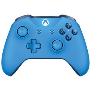 Microsoft-Xbox-One-Wireless-Controller-Blue-WL3-00018