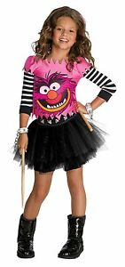 Fashionista-Pink-amp-Black-Animal-Muppet-Girls-Costume-Fashionista-Medium-881231