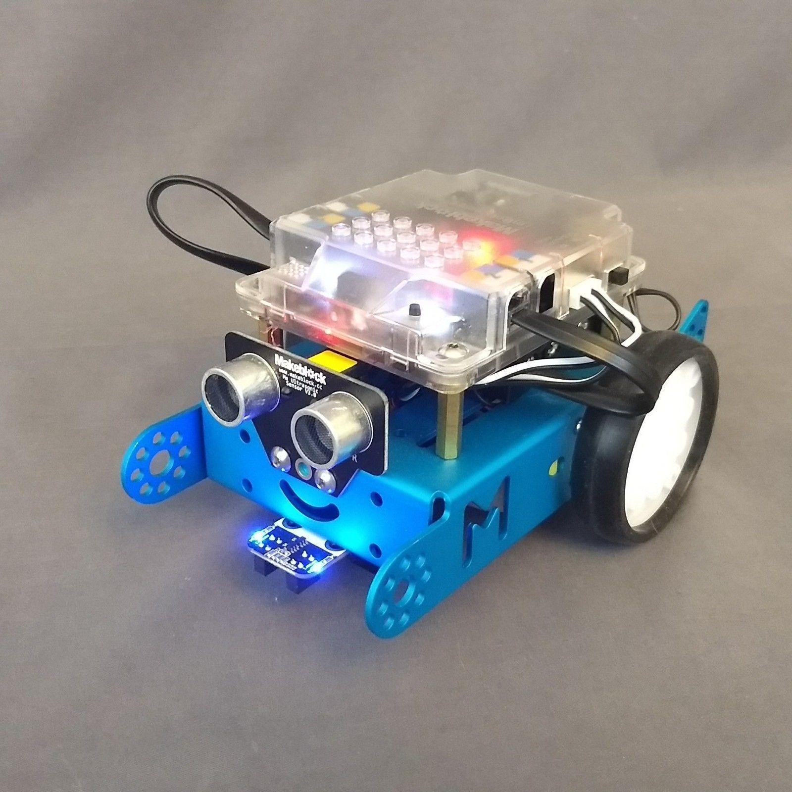 Makeblock Mbot 2.4GHz   Perfecto   Tallo educación Arduino   todo incluido