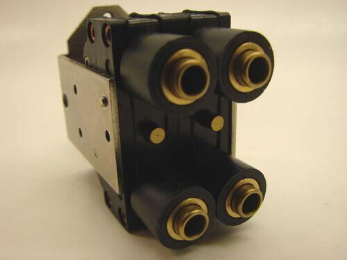 Miller Fluid Power 600-C516-NC-81B Manual Activated Toggle Valve Crouzet  b62
