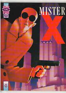 MISTER X (1993) - Granata Press