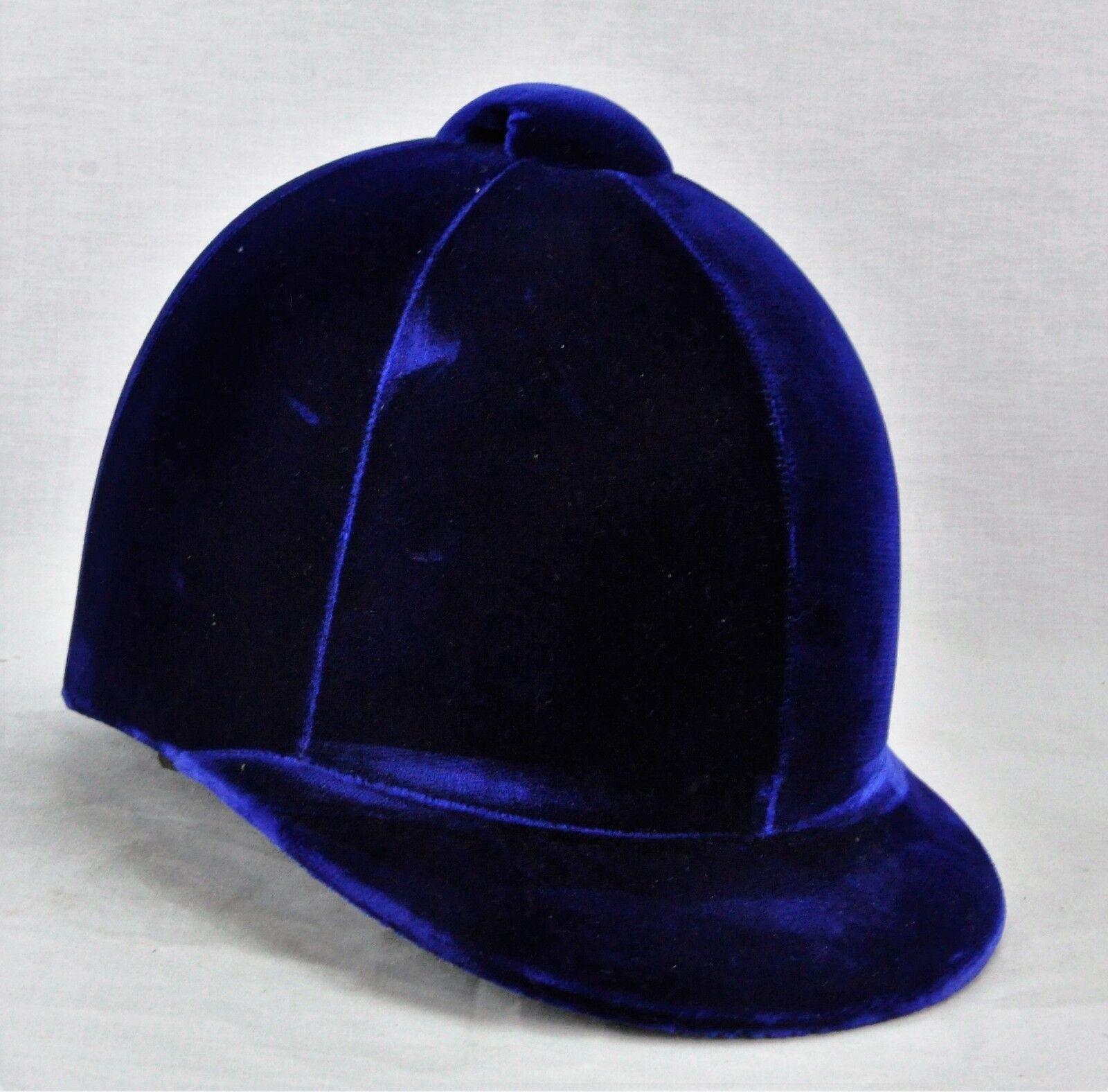 Jockey Derby Caballo Rave Sombrero Gorra. Vintage, nunca usado, En Origina. (BI MK 181010)