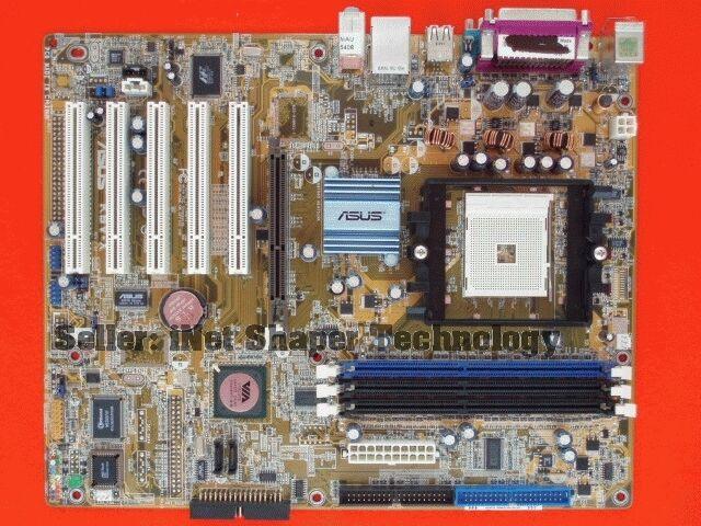 Asus K8V-X  Socket 754 MotherBoard - VIA K8T800 AMD